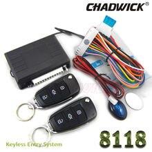 Ключ раскладушка для peugeot 307 308 Автомобильный Центральный