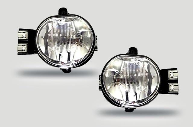 Case For Dodge Ram 2500 2002 2009 Fog Light Car Embly Halogen Lamp55077475ae