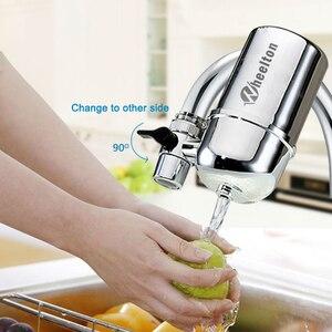 Image 2 - Wheelton Marca de Alta Qualidade elemento de cartuchos de Filtro para filtro De Água purificador de Água Da torneira LW 89 2 pçs/lote Frete grátis