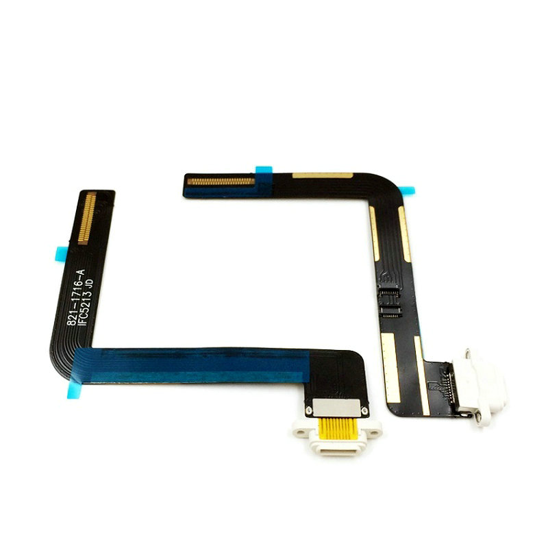 High Quality Charging Port Flex Cable + USB Dock Connector Charger Repair Parts For IPad 5 IPad Air A1474 / A1475 A1822