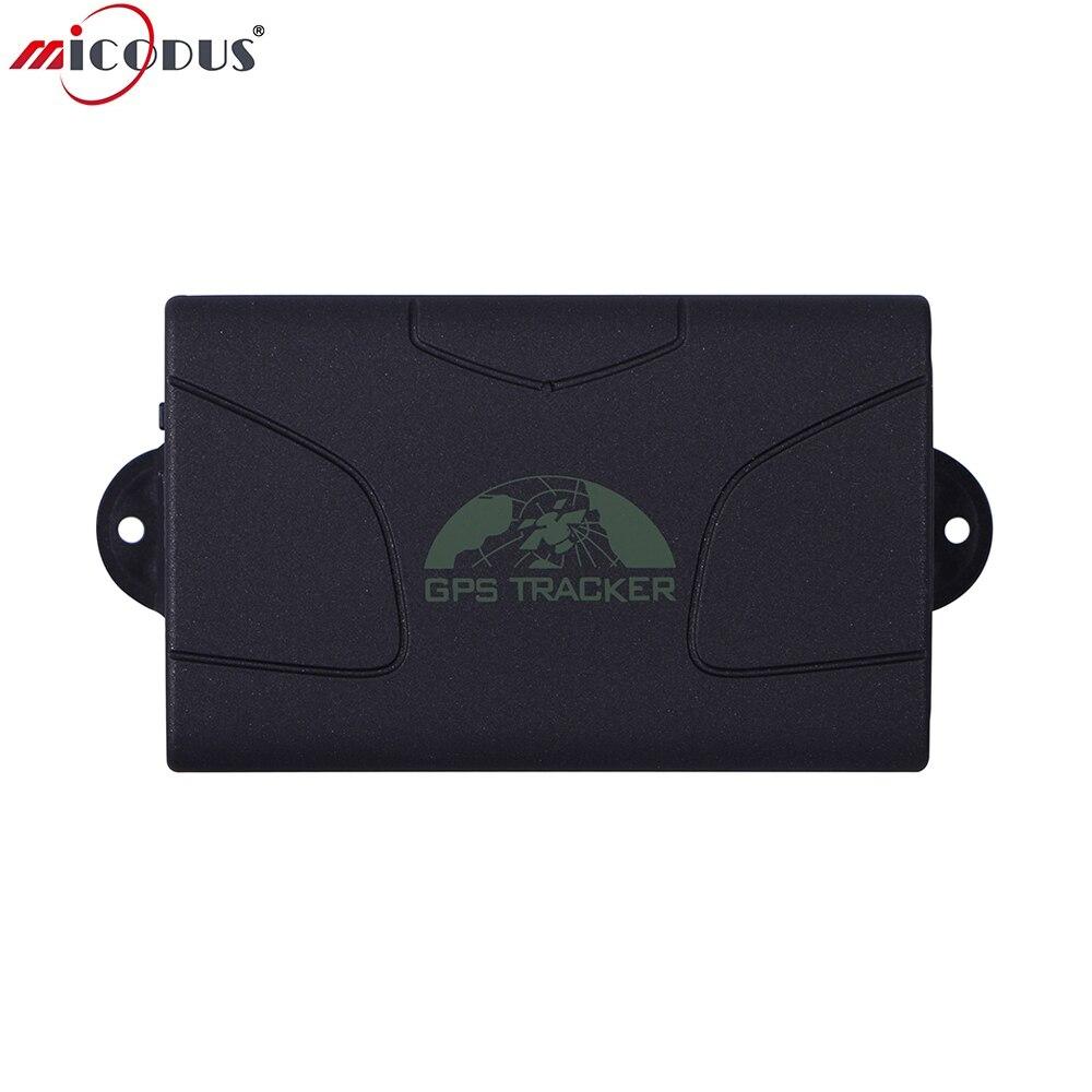 Voiture GPS Tracker 6000mA Batterie Puissant Aimants Livraison Web APP Camion Locator GSM TK104 Distance Surveiller Géo-clôture 12 mois Veille