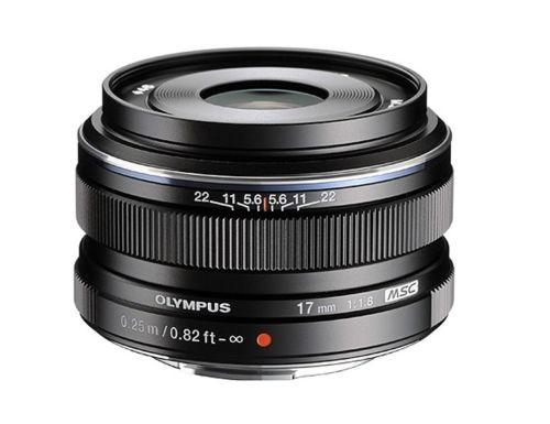 Olympus 17mm Lens Olympus M ZUIKO Digital 17mm f 1 8 Lens for Micro Four Thirds