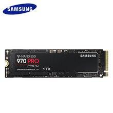 סמסונג 970 פרו NVMe SSD סדרת 512GB 1TB M.2 PCI Express 3.0x4 מצב מוצק כונן MLC M.2 2280 עבור מחשב נייד