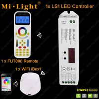 Mi Light LS1 DC12V 24V 15A 4 In 1 Smart LED Controller For Single Color CCT