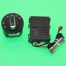 Alta Qualidade OEM Sensor AUTOMÁTICO Do Farol E Interruptor Para VW Golf 4 Polo Novo Bora Passat B5 JETTA MK4 MK6 5ND 941 431B 5ND941431B