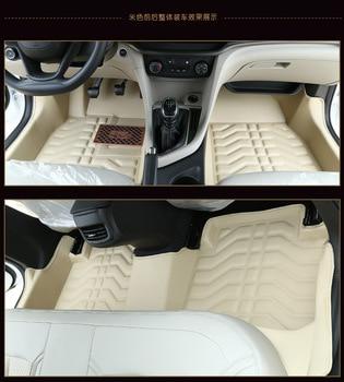 Myfmat CUSTOM foot car floor mats leather rugs mat for Jeep Grand Cherokee wrangler commander free shipping hot sale trendy good