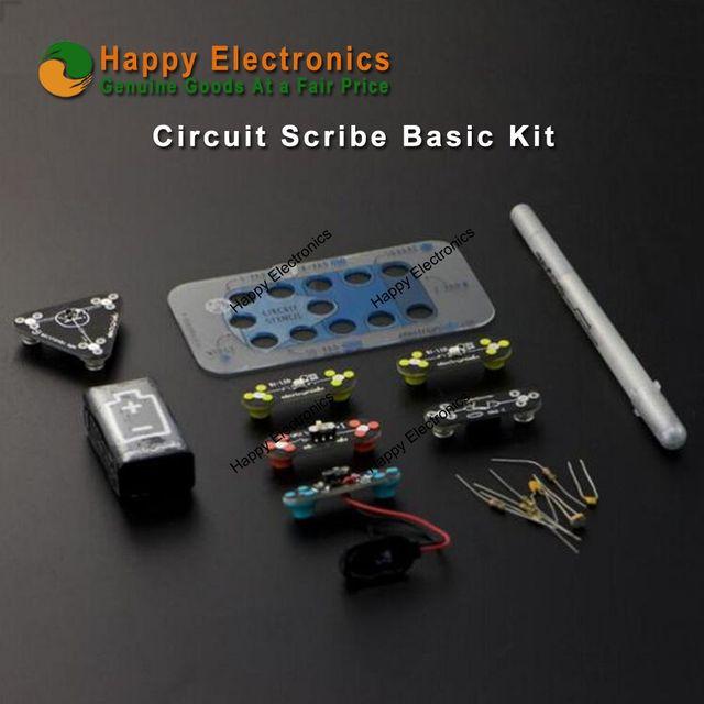 Aliexpress.com : Buy new 100% Genuine Circuit Scribe Basic Kit ...