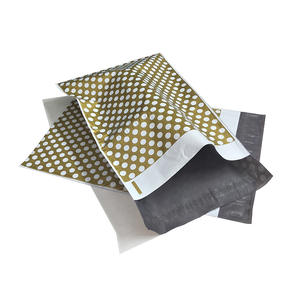 100PCS 10x13inch Poly Mailer 25x34cm 4colors Polka dot Pattern Poly Mailer Self Seal Envelopes
