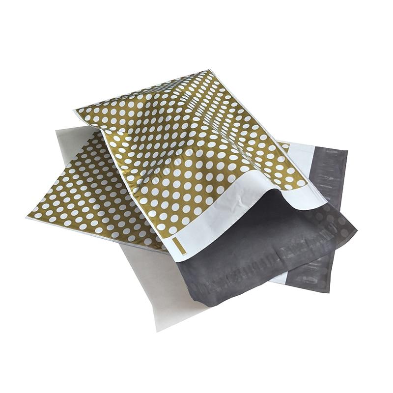 100PCS 10x13inch Poly Mailer 25x34cm Printed Poly Mailer Self Seal Shipping Envelopes Self-Seal Adhesive Postal Envelope