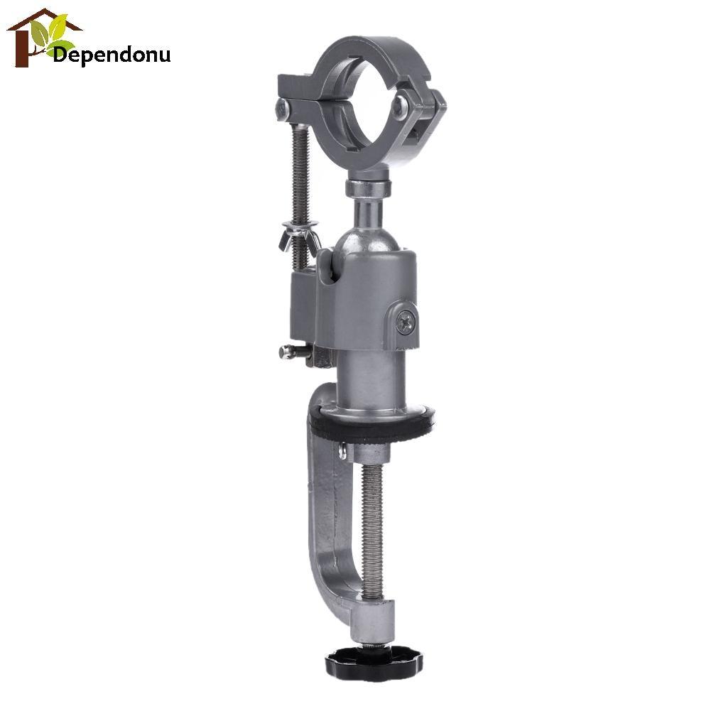 Soporte de soporte de taladro eléctrico utilizado para Dremel - Accesorios para herramientas eléctricas - foto 4