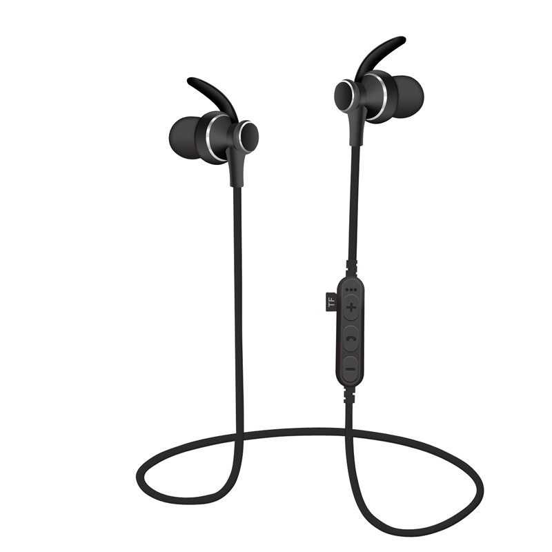 ZY4 Wireless Earphone Bluetooth 4.2 Stereo Sport Earpieces MP3 16G TF card Music play Headset with Mic headphones for phone headphones blutooth 4 1 wireless foldable sport earphone microphone headset with tf card slot mp3 player music earphone earpiece