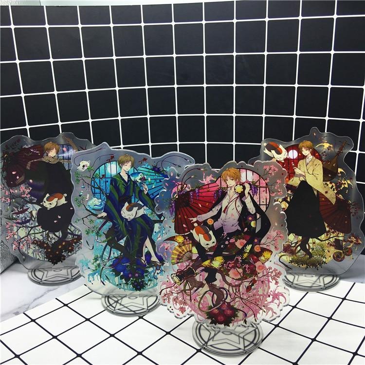 Anime Natsume Yuujinchou Acrylic Stand Model Toys Natsume Yuujinchou Action Figure Penda ...