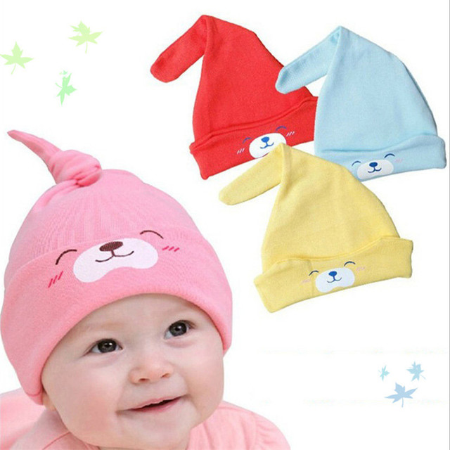 Cute Summer Autumn Cartoon Baby Caps Baby Beanie 1317e89e320