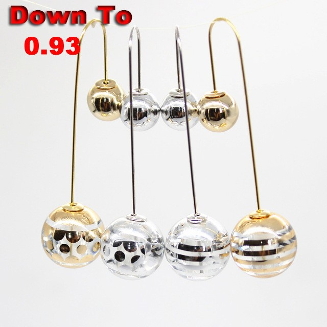 2016-New-Drop-Earrings-Cute-Gold-Silver-Pattern-Long-Earrings-Fashion-Jewelry-Clearance-Bulk-Extra-20