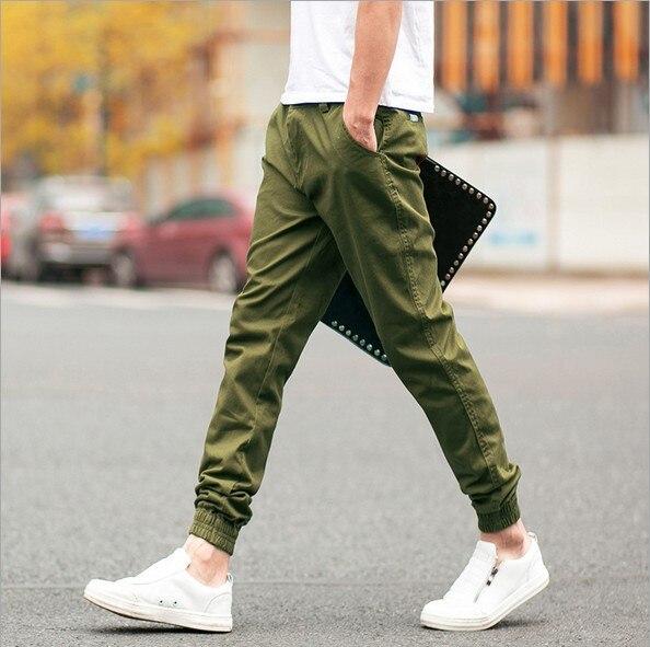 MRMT 2020 Brand Summer New Men's Trousers Slim Nine Pants For Male Casual Feet Trouser