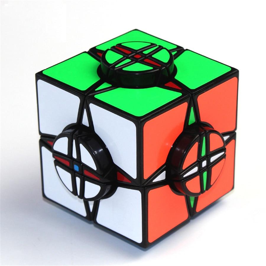 New Magic Cube Spinner Hand Professional Brinquedo Fidget Speed Classic Toy Learning Education Toys Cubo Magico Puzzle 502458 classic magic cube puzzle game cubes hand spinner fidget toys anti stress kubus neokub mini neo cubo magico skewb 502581