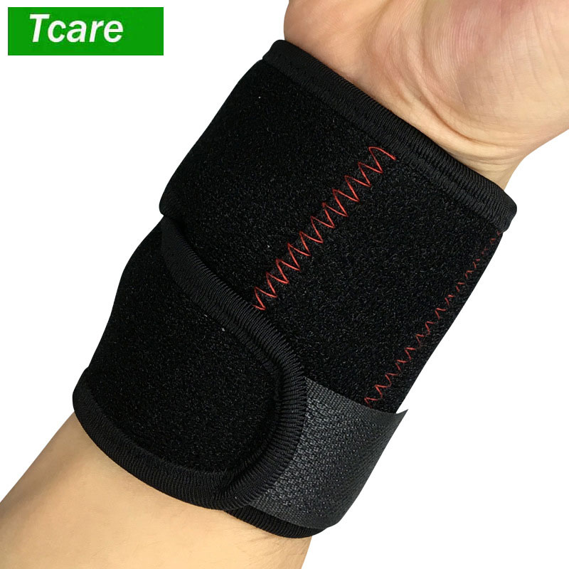 Tcare 1Pcs Carpal Tunnel Wrist Brace Includes copper splint, removes tendonitis pain and tingling, use for night splint support