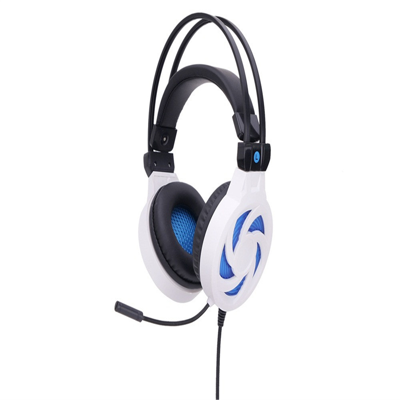 Surround Stereo Gaming Headset Headband Headphone 3.5mm with Mic for PC Futural Digital Drop Shipping AUGG11