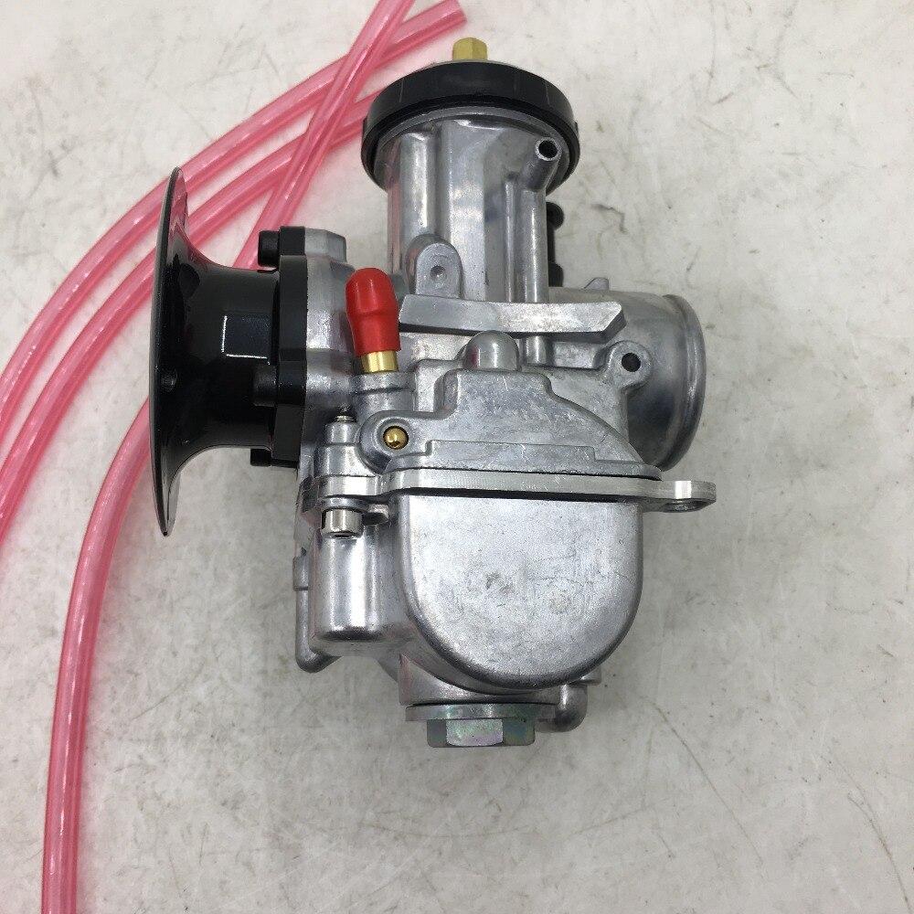 Carburateur SherryBerg 28mm KSR modèle 28mm KSR KIT d'évolution EVO carb adapté pour HONDA yamaha KTM SUZUKI. .. NOUVELLE BONNE QUALITÉ
