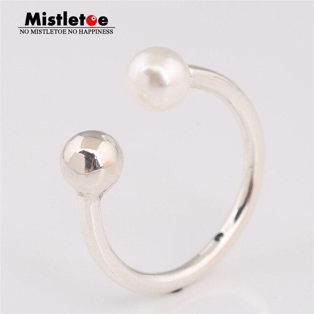 Aliexpresscom Buy Mistletoe Genuine 925 Sterling Silver