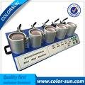 2017 machine de presse de chaleur de tasse de vente chaude pour la tasse 5in1|machine threader|press brake|press machine hydraulic -