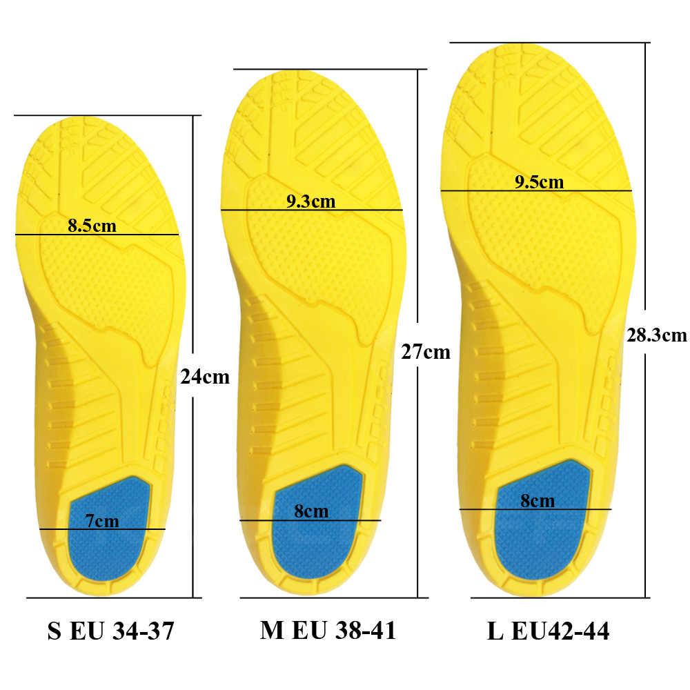 KOTLIKOFF ספורט רפידות סוליות נעלי בית ספר מדרסים Plantar Fasciitis רגל עיסוי נעל בלעדי רפידות הוספת אביזרים