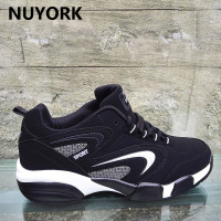 Freeshipping The Fashion Male Outdoor Brand Low Heeled Lace Up Cow Muscle Trend Of Casual Men