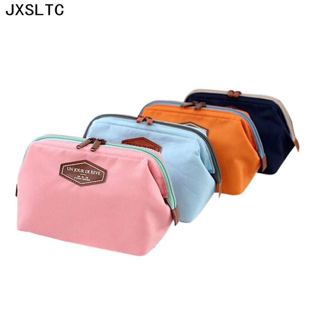 2017 Beauty Travel Cosmetic Storage Bag For Girl Wormen Fashion Multifunction Makeup Pouch Toiletry Portable Handbag