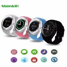 Дешевые RX9 Smartwatch телефон 1,54 дюймов 2 г SIM Спорт Смарт наручные часы Шагомер звук Регистраторы для Android