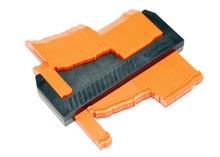 Высокое качество, 1 шт. оранжевый 160 мм X 130 мм контур калибр деревообрабатывающие инструменты радиус калибр, Бесплатная доставка