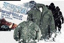 Американский M65 ветровка с внутренним корейские мужские ветровка в стиле милитари версия зимняя куртка