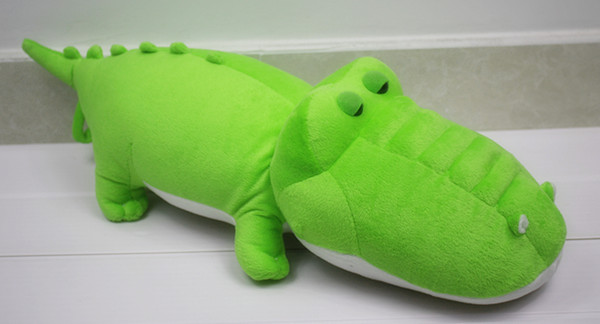 cute green crocodile doll lovely cartoon crocodile plush toy large 100 cm , Christmas gift x117 cute insect doll toy