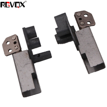 New Laptop Hinge for HP 6930P PN: L:0A2-15 R:02AH-15 PN:SZS-L SZS-R Replacement Repair  Notebook Left+Right LCD Screen Hinges