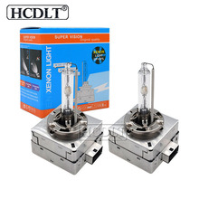 HCDLT Original Car Light 55W Xenon HID D1S 35W 6000K D3S Auto Headlamp Bulb For Kit Xenon D1S HID Ballast D3S 4300K 5000K 8000K