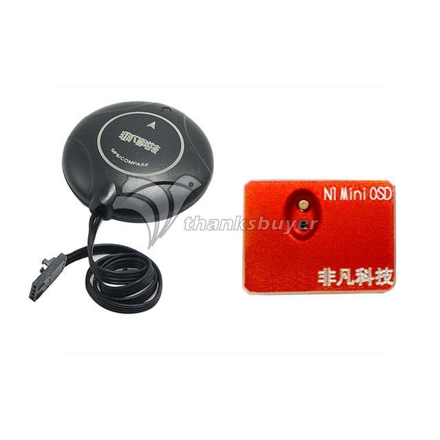 Mini N1 OSD + G2 GPS Más Pequeño del Remzibi OSD Remzibi Compatible con P2 NAZA DJI Phantom2