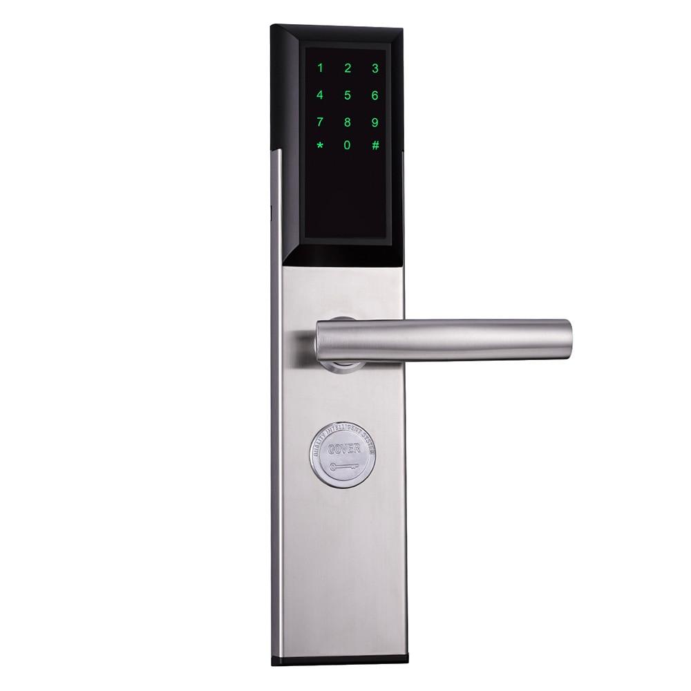 Wifi Electronic Door Lock Smart Bluetooth Digital App