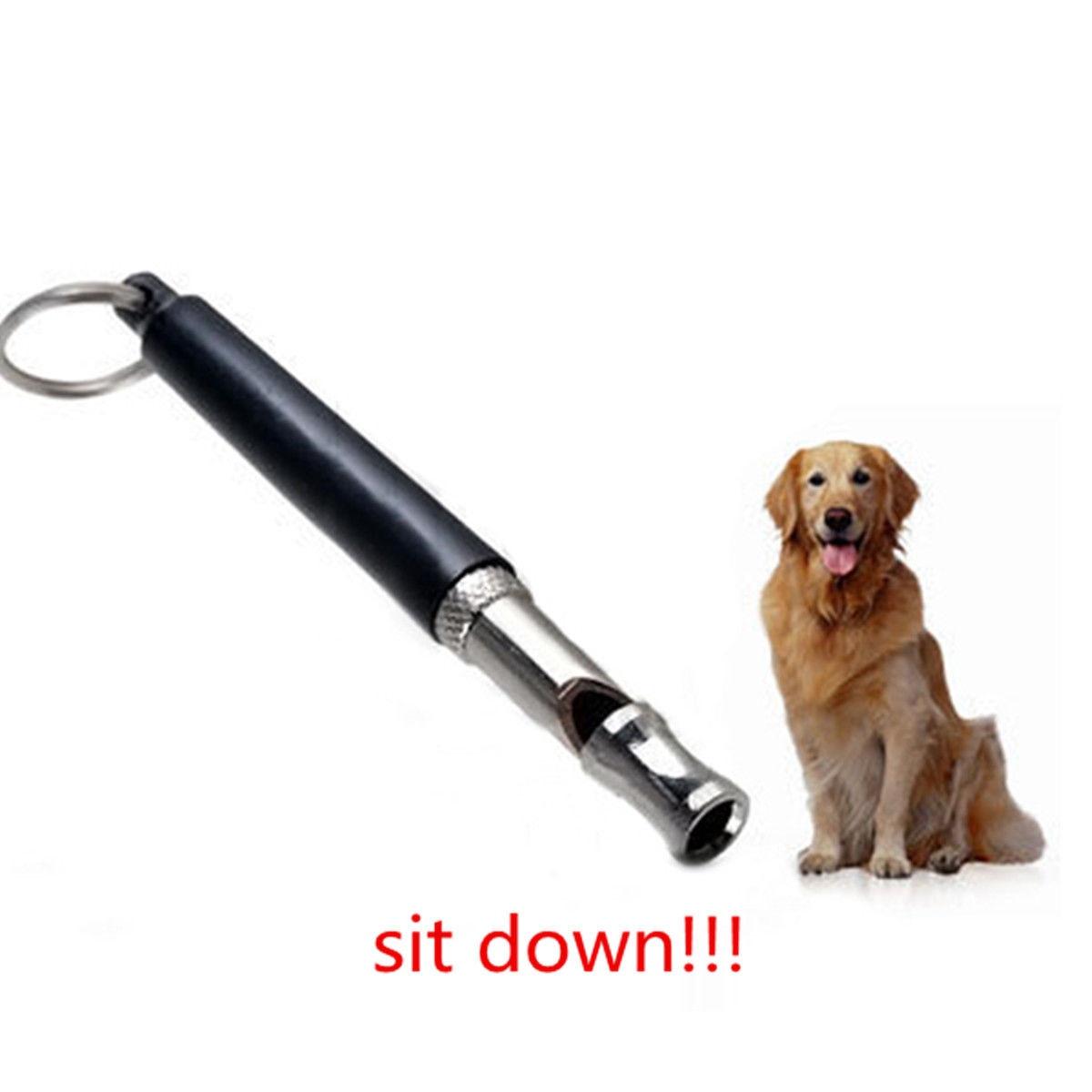 UltraSonic Pet Dog Training Whistle Sonido Ajustable Silencioso - Productos animales - foto 2