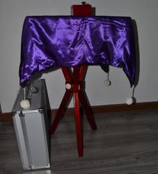 Trinity Drijvende Tafel-goocheltrucs, podium, close-up magic prop, illusies, mentalisme, top kwaliteit