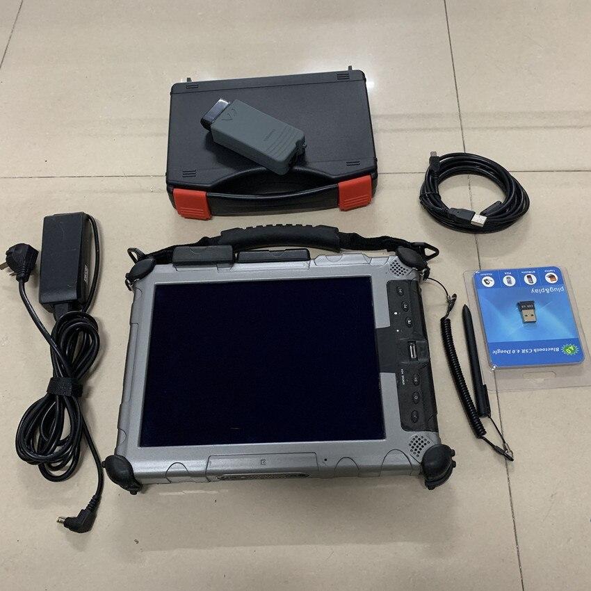 Vas5054 oki keygen vas5054a puce complète odis 5.13 ssd avec ordinateur portable xplore ix104 c5 i7 tablette diagnostic pour audi v. w scanner