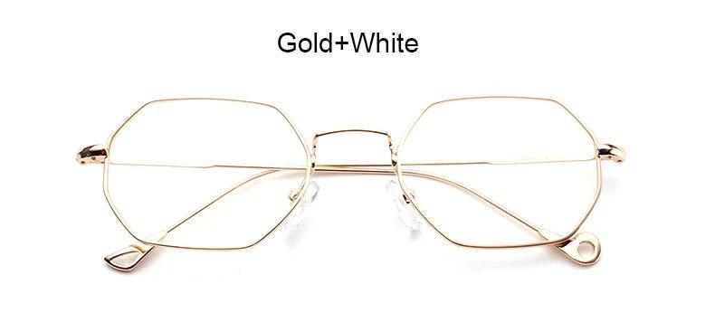VictoryLip Hexagon Solbriller Dame Mirror Rose Gold 2017 Motemerker - Klær tilbehør - Bilde 6