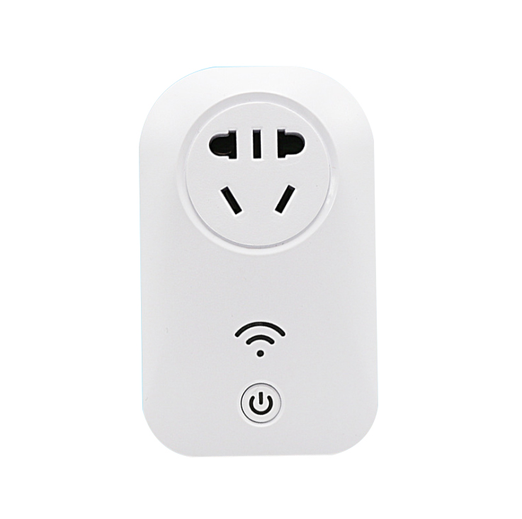 5pins Mini Wifi Smart Socket Plug 10A+Timer Smart 2500W IOS Android For Home Appliance