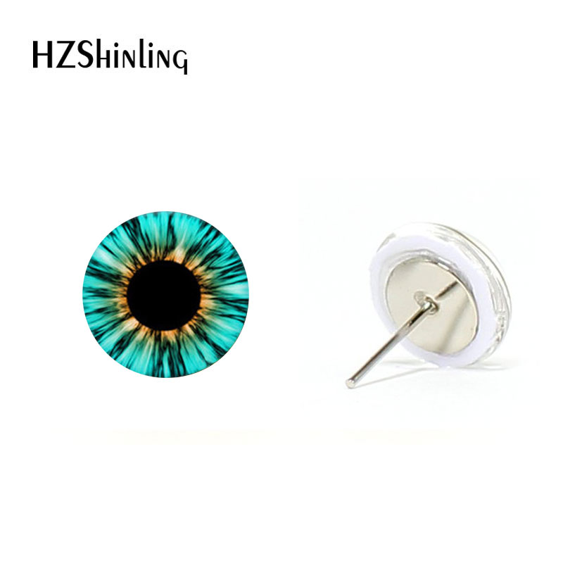 DIY Handmade Round Pupil Eyes Tool Glass Animal DIY Crafts Eyeballs Accessories Simulated Glass Dolls Toy Eyes For Doll Toy Pets