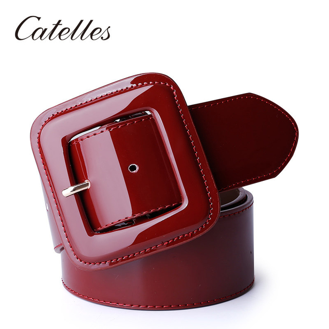 Купить ремень женский красный широкий ремень кожаный женский ironman