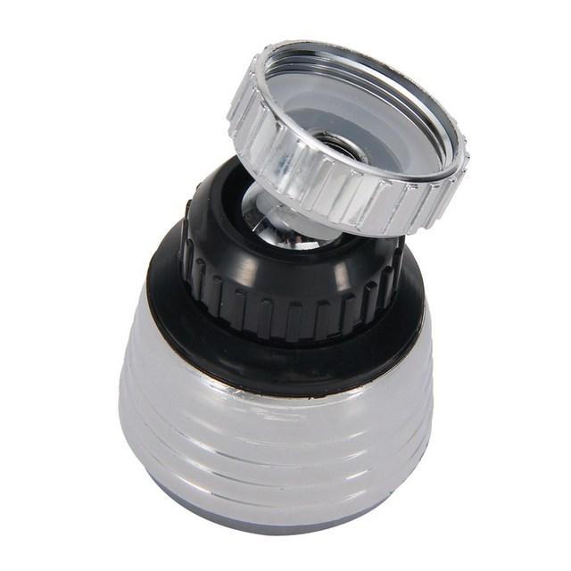 Water Saving Swivel Faucet Nozzle Aerator Diffuser