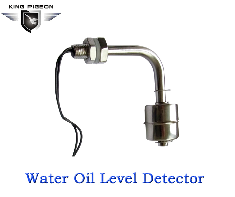 Alarme de détecteur de niveau d'huile numérique fonctionne avec le contrôleur GSM S130 pour le niveau d'huile, le niveau d'eau, la surveillance du niveau de la rivière (2 pièces WLD-200)