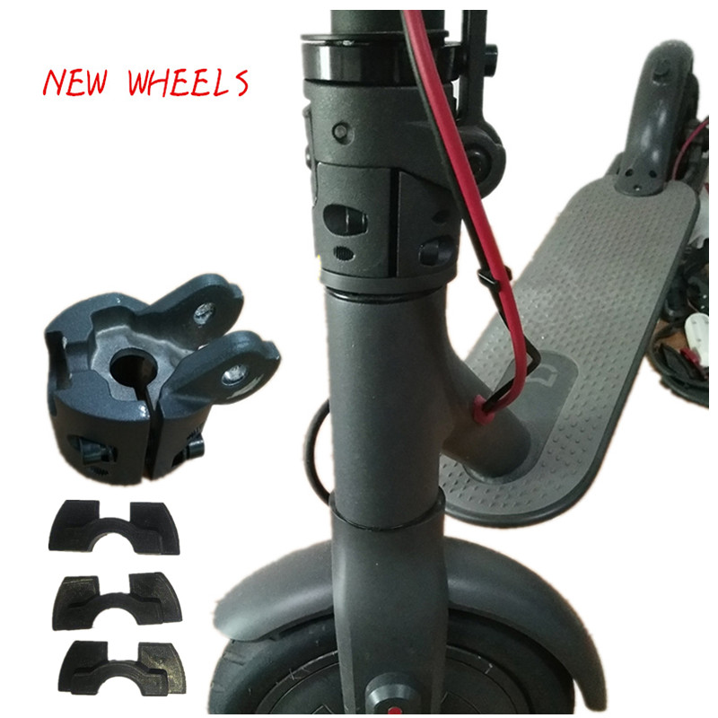 XIAOMI M365 Electric Scooter Parts Lower Part Of The Folding System Paint Falling Off Low Price Processing Non Original