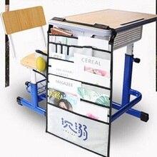 Новейший многофункциональный стол артефакт Книга сумка для хранения студенческий стол книга подвесная сумка