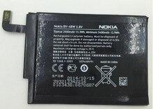 3500mah Original  Li-ion Mobile Phone Battery  For Nokia Lumia 1520 BV-4BW BV4BW BV 4BW  PHONE BATTERY