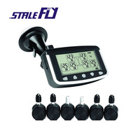 STABLE FLY Truck Tire Pressure Monitoring System 6 Free Of Charge For Intelligent Sensor Air Pressure