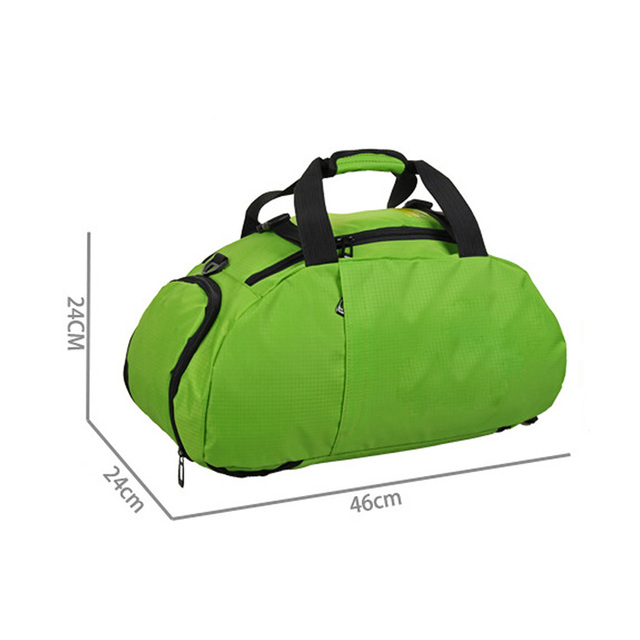 2 in 1 Waterproof Sports Bag and Backpack